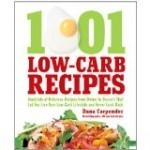 1001 Low Carb Recipes by Dana Carpender