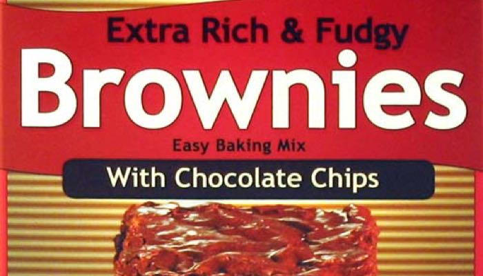 CarbRite Brownie Mix
