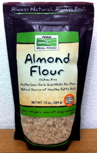 Almond Flour 10 oz. bag by Now Foods