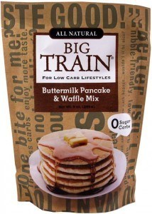 Big Train Pancake Mix