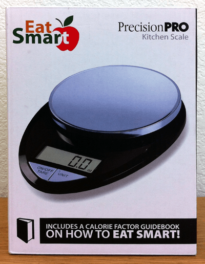 Eatsmart precision pro multifunction digital kitchen scale for Kitchen pro smart scale
