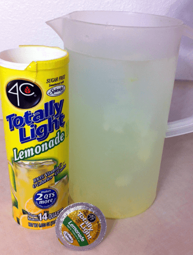 4C Sugar Free Totally Light Lemonade
