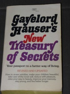 New Treasury of Secrets
