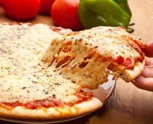 Make Today National Low Carb Cheese Pizza Day