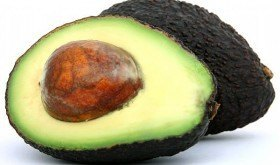 high fat avocado