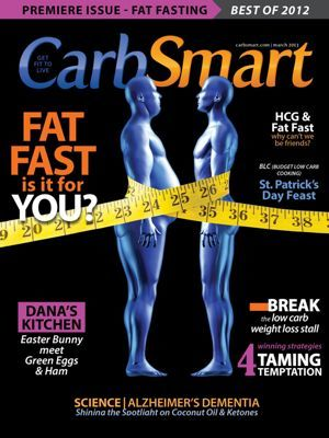 CarbSmart Magazine March 2013 Cover Premiere Issue