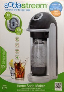 Sodastream Fizz Value Pack Box