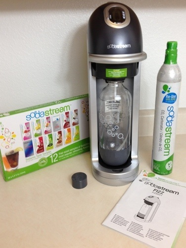 Sodastream Fizz Value Pack