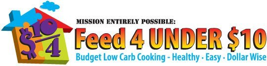 Budget Low Carb: Feed 4 Under $10