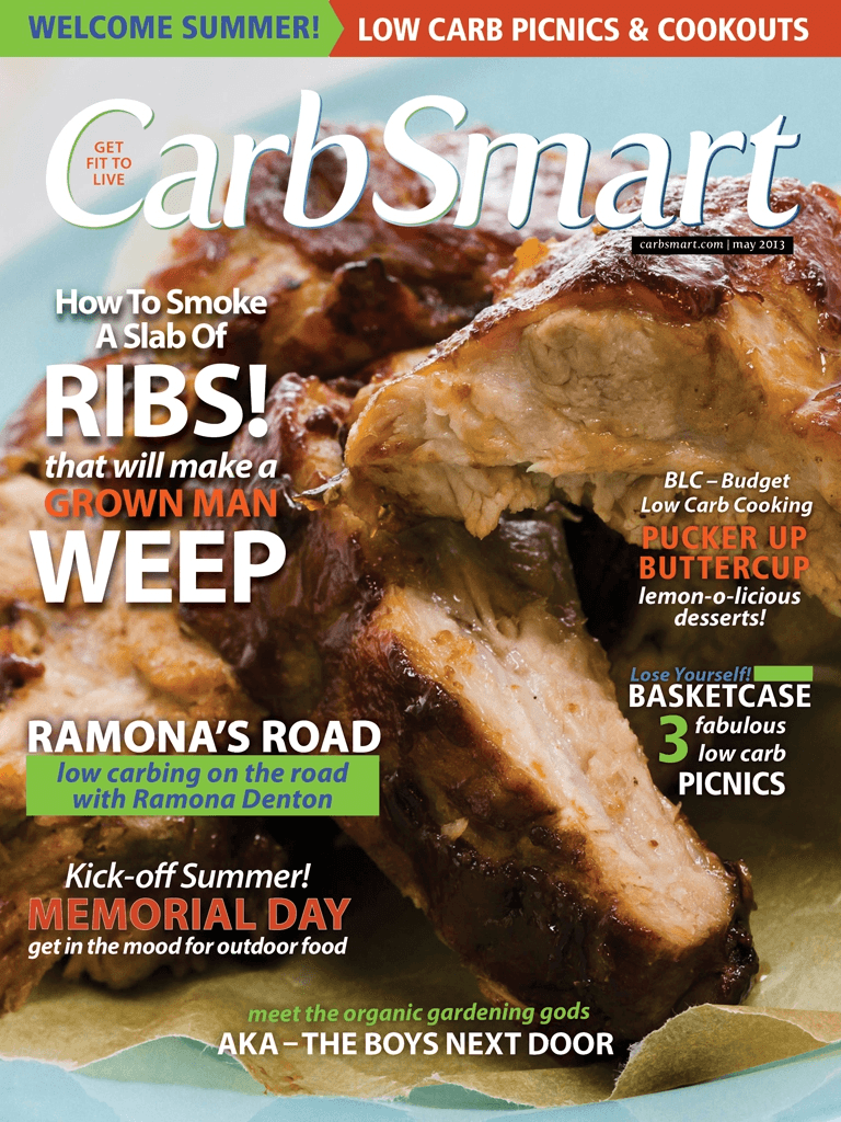 May 2013 Issue of CarbSmart Magazine