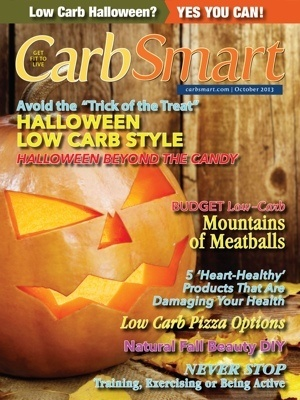 CarbSmart Magazine October 2013 Issue