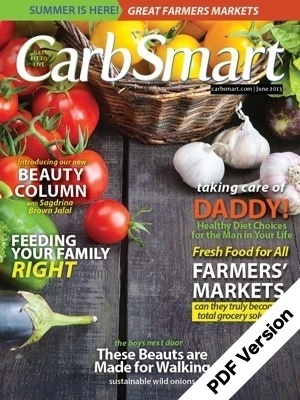 CarbSmart Magazine June 2013 PDF Version