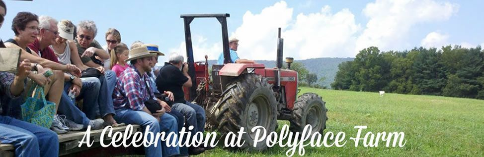 Celebration At Polyface Farm September 7-8, 2013