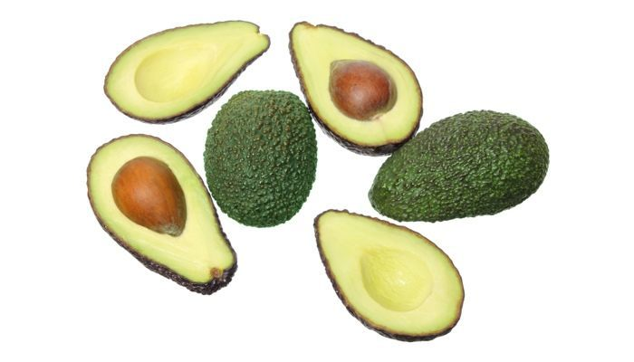 Avocados on your healthy low carb diet