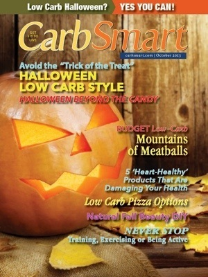 CarbSmart Magazine October 2013 Cover