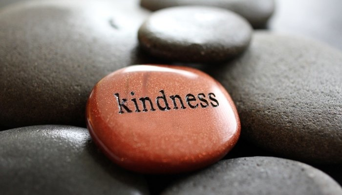 Six Not-So-Random Acts of Kindness