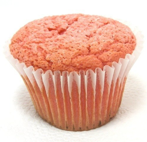 Carb-O-Licious Strawberry Muffin