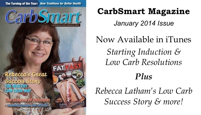 CarbSmart Magazine January 2014 Issue