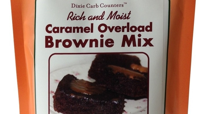 Caramel Overload Brownie Mix