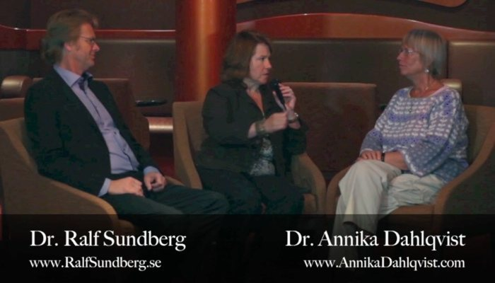 Dana Carpender Interviews Dr. Annika Dahlqvist and Dr. Ralf Sundberg