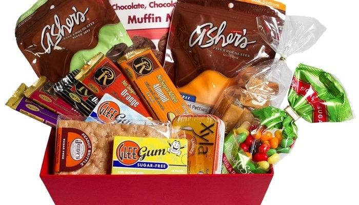 CarbSmart Low Carb Easter Basket
