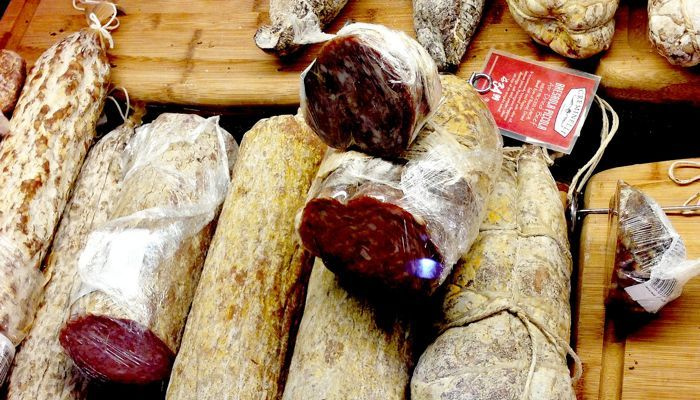 Cured Meats have added sugars
